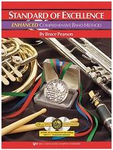 Hornhospital.com has Standard of Excellence Enhanced Book 1 - Baritone