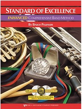 Hornhospital.com has Standard of Excellence Enhanced Book 1 - Clarinet