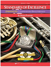 Hornhospital.com has Standard of Excellence Enhanced Book 1 - Flute
