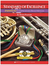 Hornhospital.com has Standard of Excellence Enhanced Book 1 - Percussion