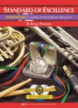hornhospital.com carries Standard of Excellence Enhanced Book 1 - Tenor Saxophone