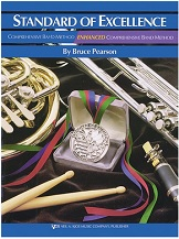 Hornhospital.com has Standard of Excellence Enhanced Book 2 - Clarinet
