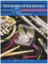 Hornhospital.com has Standard of Excellence Enhanced Book 2 - Flute