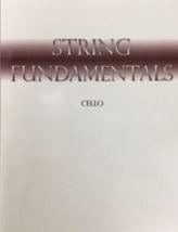 Cello String Fundamentals for beginner
