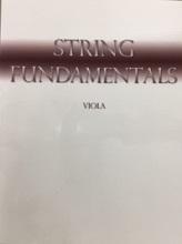Viola String Fundamentals for beginner