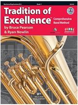HornHospital.com has Tradition of Excellence Book 1- Baritone