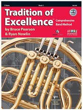 HornHospital.com has Tradition of Excellence Book 1 - French Horn
