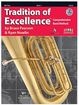 HornHospital.com has Tradition of Excellence Book 1 – Tuba
