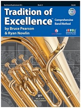 HornHospital.com has Tradition of Excellence Book 2 - Baritone