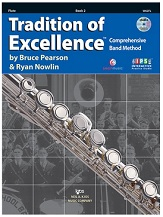 HornHospital.com has Tradition of Excellence Book 2 – Flute