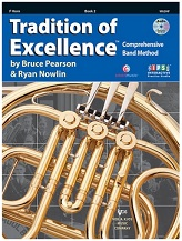 HornHospital.com has Tradition of Excellence Book 2 – French Horn
