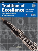 HornHospital.com has Tradition of Excellence Book 2 – Oboe