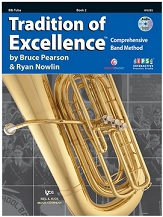 HornHospital.com has Tradition of Excellence Book 2 – Tuba