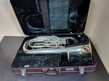 YEP-642 Silver Plated Euphonium