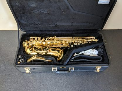 Buy this Yanagisawa alto sax at Horn Hospital!!