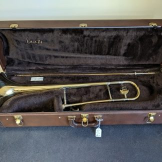 This Bach is a nice trombone for the advancing student.