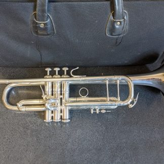 Bach 180 series professional trumpet.