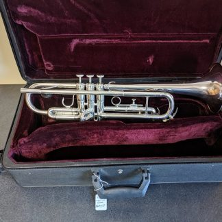 This Besson trumpet is a nice trumpet for the advancing student.
