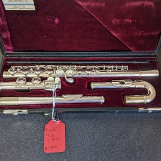 This Blocki flute is a student level flute.