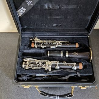 This Buffet is a professional model wooden clarinet.