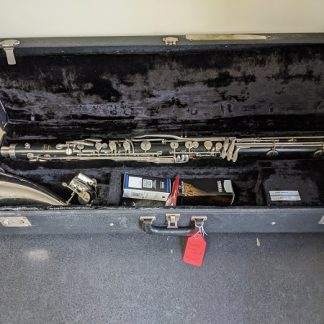Selmer Bundy Bass Clarinet For Sale!