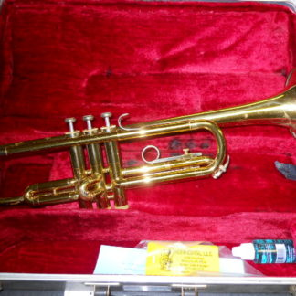 Used Instrument: Bundy Trumpet--#79722