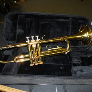 Used Instrument: Bundy Trumpet--#864464