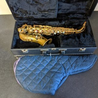 Vintage 1923 Conn Curved Soprano Sax