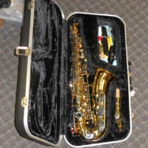 Used Instrument: Conn 20M Alto Saxophone--#3909811