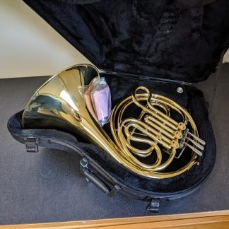 This Conn 14D Single Horn is a nice horn for a student player.