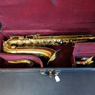 This Conn Naked Lady is a nice professional tenor sax.