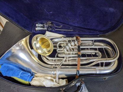 Vintage Double Bell Euphonium
