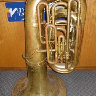 Used Instrument: Conn Recording Tuba--#M98936