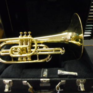 Used Instrument: Dynasty Mellophone-#C1058
