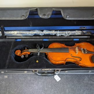 This Eastman violin is a nice step up instrument from a student model.