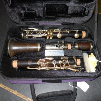 Used Instrument: Evette and Schaeffer Clarinet--#1001