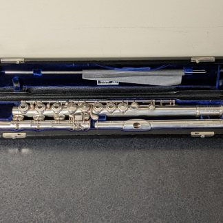 This Haynes flute is a professional model flute.