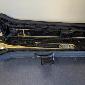 This Holton trombone is a nice trombone for a beginner player.