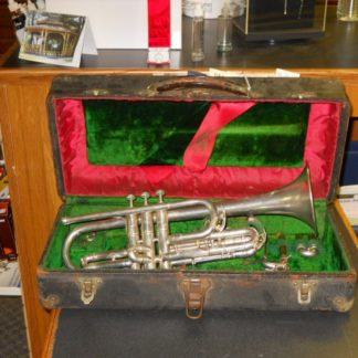Used Instrument: Holton Cornet