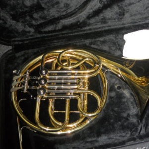 Used Instrument: Jupiter 752L French Horn--H01615