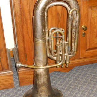 Used Instrument: Keefer Baritone--#11750