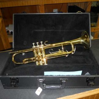 Used Instrument: King 600 Trumpet--#5-636692