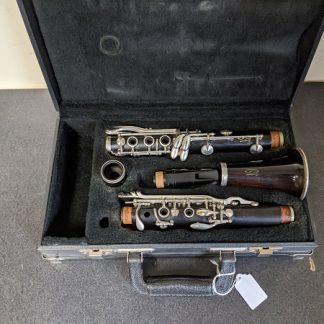 This Leblanc VSP is a nice wooden clarinet.