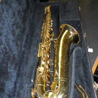 Used Instrument: Martin Tenor Sax--#155683