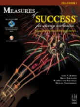 hornhospital.com carries Measures of Success Book 1 - Cello