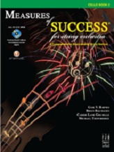 hornhospital.com carries Measures of Success Book 2 - Cello
