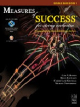 hornhospital.com carries Measures of Success Book 1 - String Bass