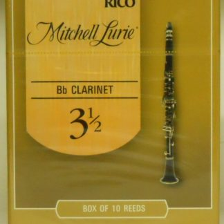 Mitchell Lurie Reeds for the serious clarinet player