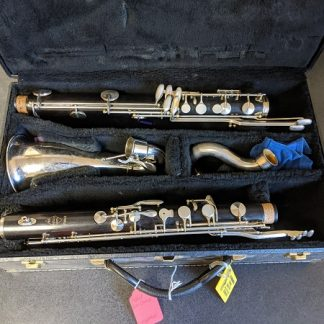 Noblet Wooden Bass Clarinet