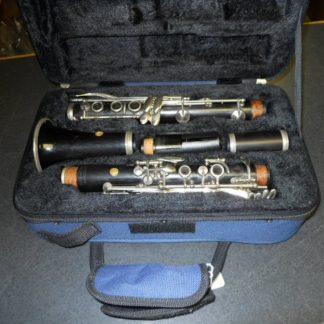 Used Instrument: Noblet Clarinet--#20599